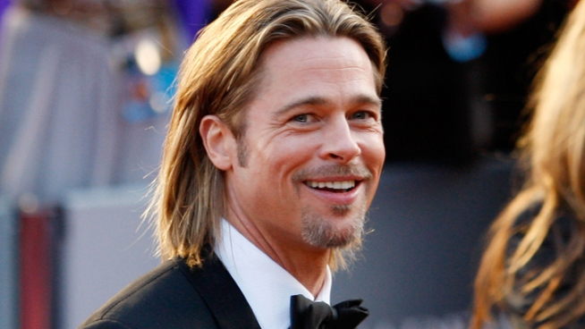 Brad Pitt is The New Face of Chanel No. 5