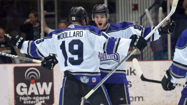 Brahmas Oust Allen, Advance to Conference Finals