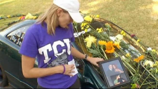 The family of Colton Goodman say their faith is helping them cope with the teen's tragic death.