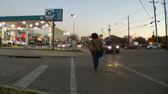 After a series of accidents, there's renewed concerns over pedestrian safety along busy Cedar Springs Road between Wycliff Avenue and Oak Lawn Avenue in Dallas.