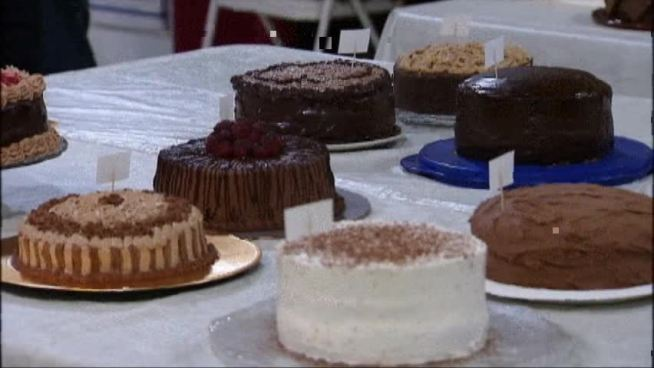 Ghirardelli is celebrating its 160th anniversary with a chocolate championship at the State Fair of Texas Wednesday.