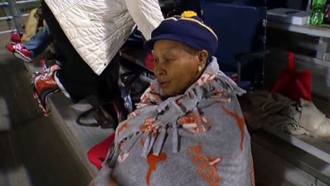 High school football fans broke out the jackets, blankets and turtlenecks on Friday night.