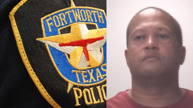 Fort Worth Officer Arrested in Domestic Violence Case