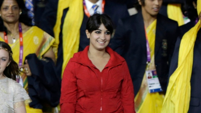 India's Olympic Team Abuzz About Ceremony Crasher