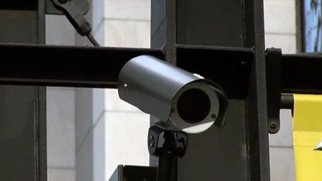Surveillance cameras are coming to a DART station near you.