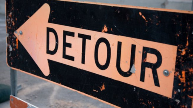 Detour Alert: I-30, Love Field, Richardson Road Closures