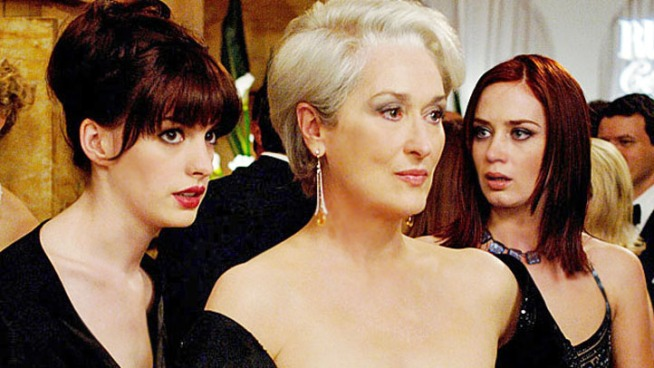 """Devil Wears Prada"" Author: I Haven't Seen Anna Wintour Since the Screening"
