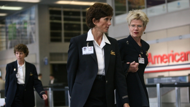 AA Needs 500 Flight Attendants to Stop Working