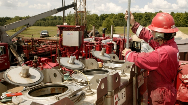 Natural Gas Drilling Face-Off at EPA Hearing