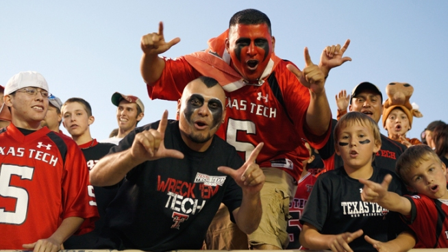 Texas Tech Goes From Very Good to Very Bad