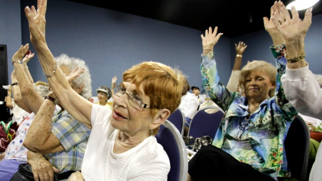 Dallas Can Now 'Rent-a-Grandma'