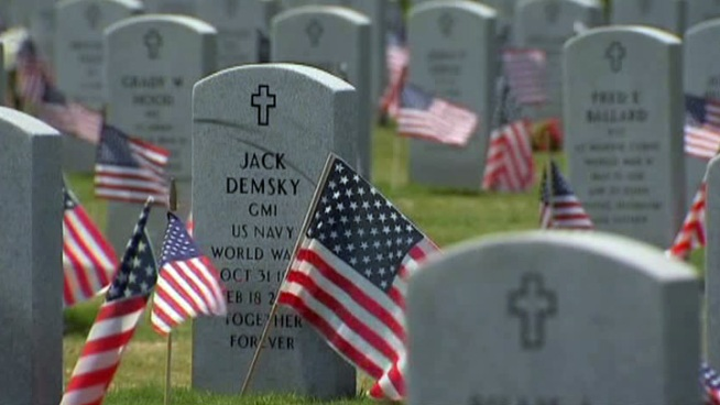 Mineral Wells Reconsiders Graveside Flag Policy
