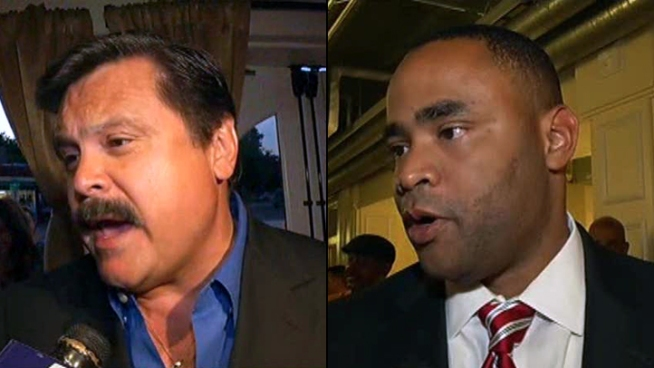 Fort Worth's Marc Veasey beat Domingo Garcia, of Dallas, for the Democratic nomination for a new seat in the U.S. Congress.