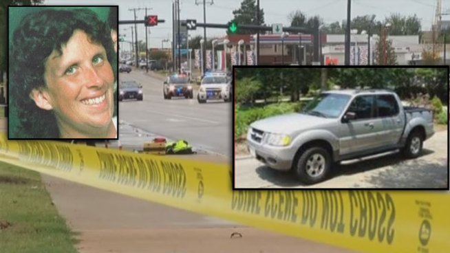 48-year-old Julie Buford was hit and killed while crossing Collins Street in September, but there have been few leads in the case and police are still searching for a 2000 to 2005 model year Ford Explorer Sport Trac like the one pictured here.