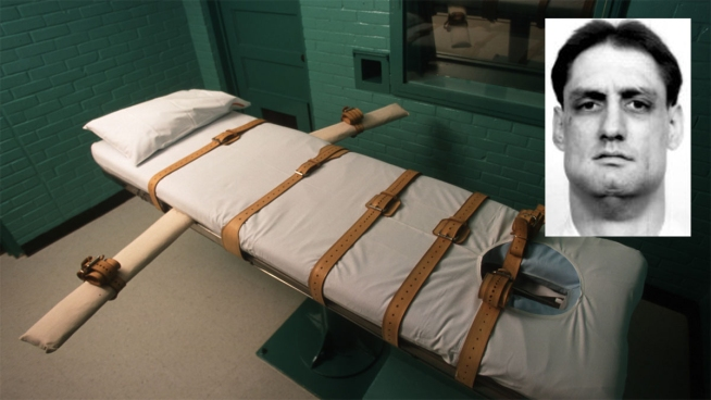 Jamie McCoskey, a 49-year-old Texas death row inmate, is set for
