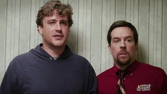 Jason Segel stars as Jeff, a shiftless 30-something, who ends up spending the day with his brother, played by Ed Helms, spying on his sister-in-law, whom they suspect of cheating. Co-starring Susan Sarandon and Judy Greer, written and directed by Jay and Mark Duplass. Opens March 16.