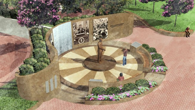 FW Breaks Ground on JFK Memorial