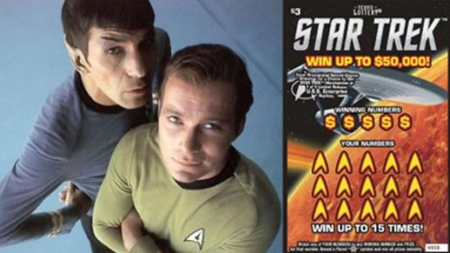 Texas Lottery Wants to Set Star Trek Costume Record