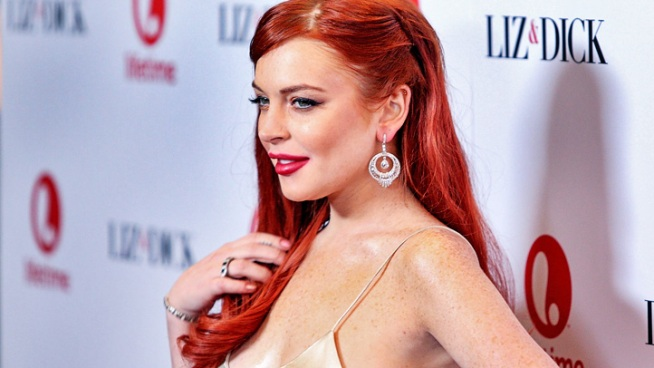 Lindsay Lohan Settles Up With the IRS