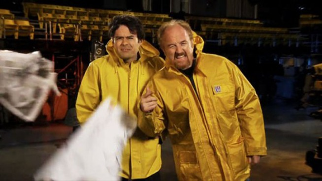 "First Look: Louis C.K. Promos ""SNL"""