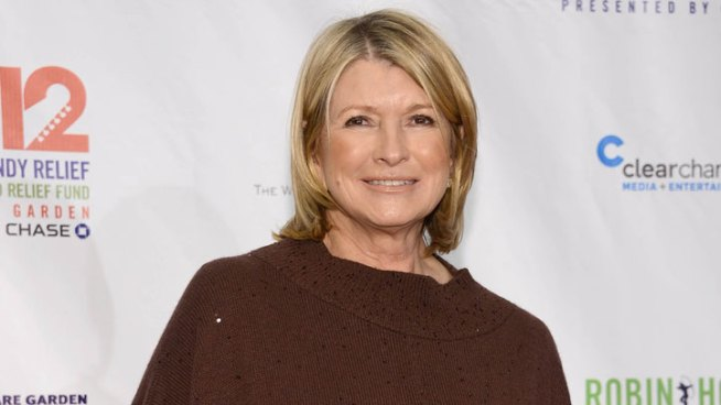 Martha Stewart Defends J.C. Penney Deal