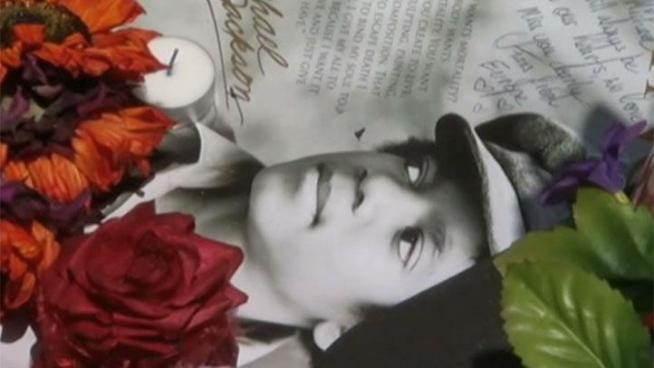 Fans Remember Michael Jackson on the anniversary of his death