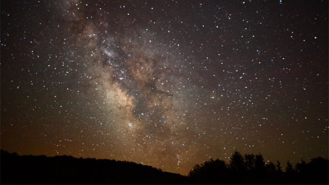 Big Bend Designated as Int'l Dark Sky Park