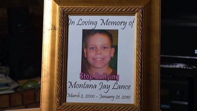 The father of Montana Lance says he will appeal a ruling that says the Lewisville school district was not responsible for the boy's suicide at his school in The Colony.