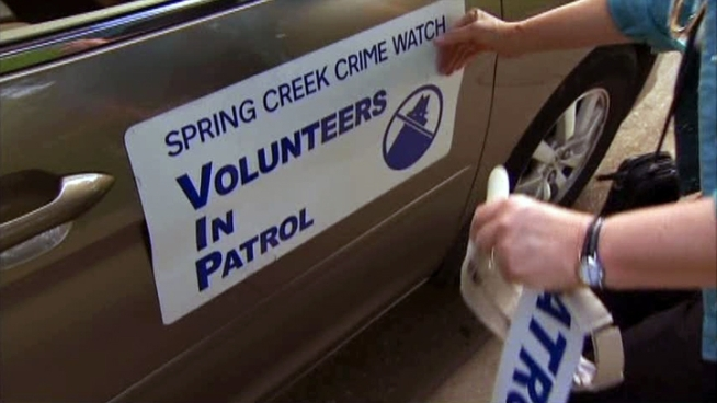 One of the organizers of Dallas' oldest neighborhood watch group says the group is