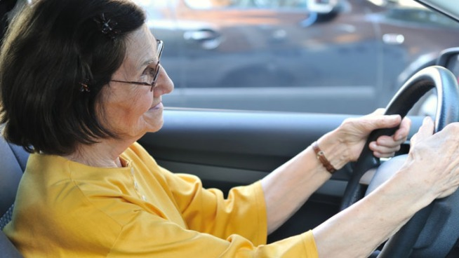 Senior-Friendly Car Aims to Drive Safety Improvements