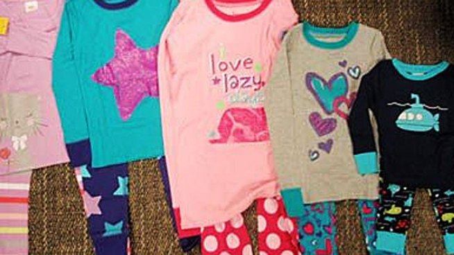 Target Recalls Pajama Sets Due to Burn Hazard
