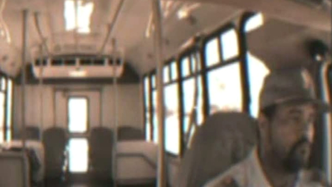 DART has released video that shows the paratransit bus driver was not using a cellphone at the time of the five-car crash.