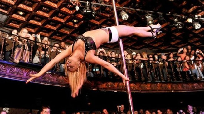 Pole Fitness Competition This Weekend