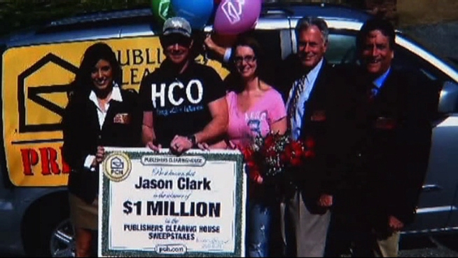 Publishers Clearing House Check