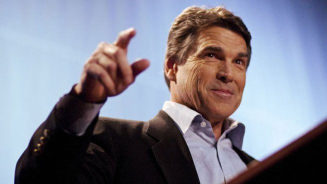 Gov. Perry Fined by Ethics Commission