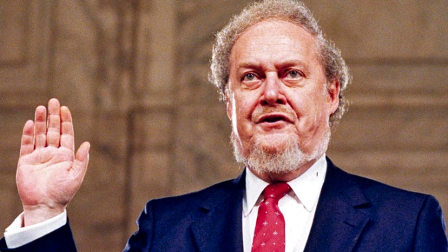Former Supreme Court Nominee Robert Bork Dies