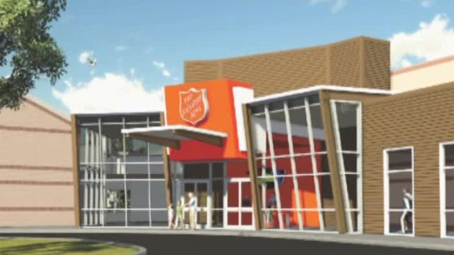 The Salvation Army is clearing the way for an 8,000-square-foot addition to its Arlington center that will house the North Texas Youth Education Town.