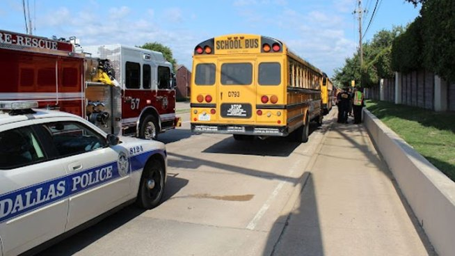Driver Not at Fault for School Bus Crash: Union
