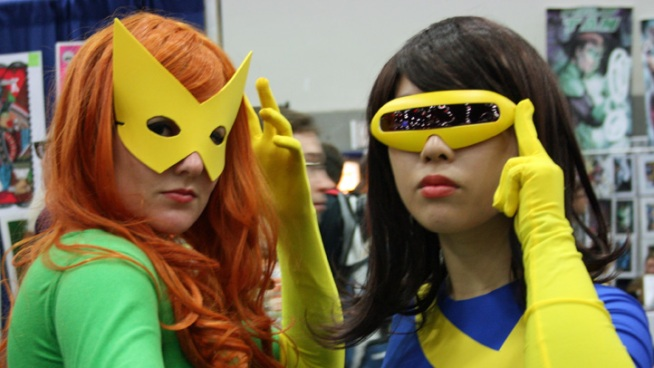 Why Ladies Love Comic-Con