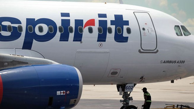 Spirit Offering $28 DFW-to-Denver Flights