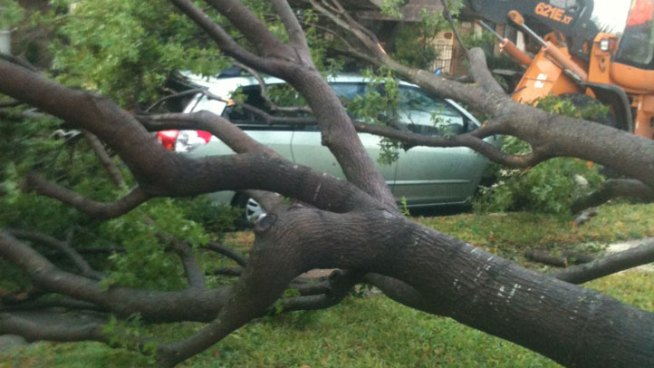 Your Storm Photos - Oct. 23, 2011