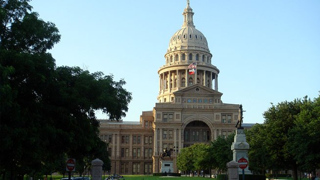 Texas Legislature Opens 2013 Session