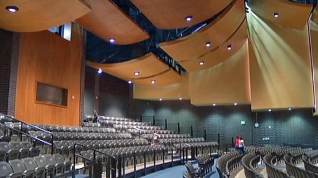 Dallas ISD Shows Off New School