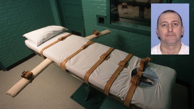 First Texas Execution With New Drug Tuesday