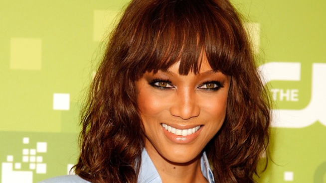 Tyra Banks stopped by NBC Miami to promote her new book