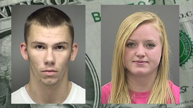 UNT Students Charged With Counterfeiting $20s, $1s