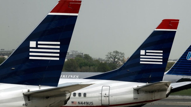 US Airways Stalls Plan for AA Merger
