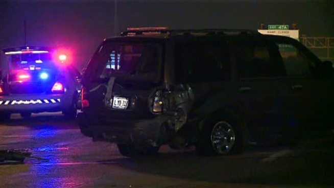 Three Ejected from SUV in Dallas