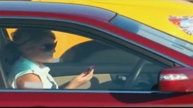 State lawmakers want to save lives by banning texting behind the wheel.
