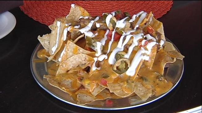 Macho Nacho in Dallas celebrates the classic nacho -- and some interesting variations of it.